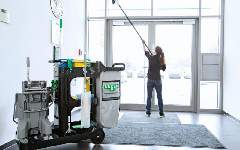 Revolutionise Your Window Cleaning Regime With Unger Stingray