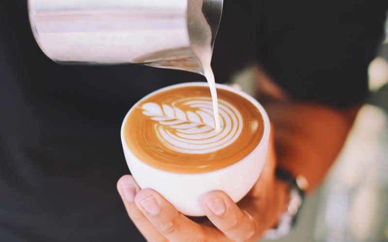 Coffee's Cooling Down This Summer