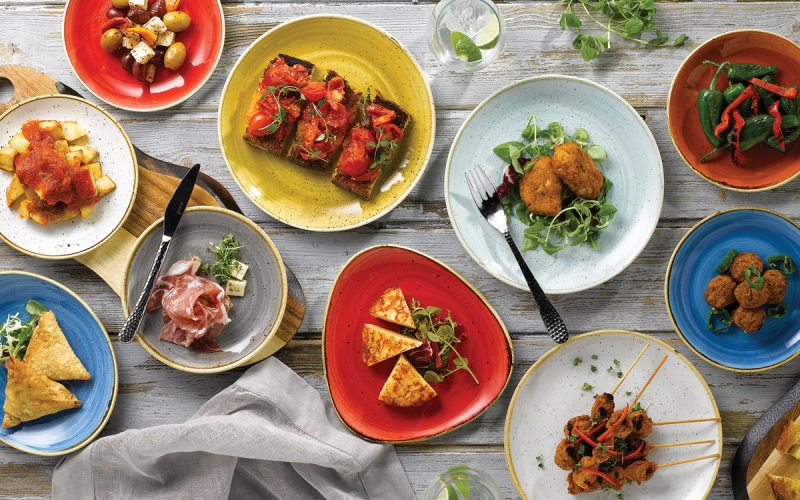Styling Your International Cuisines