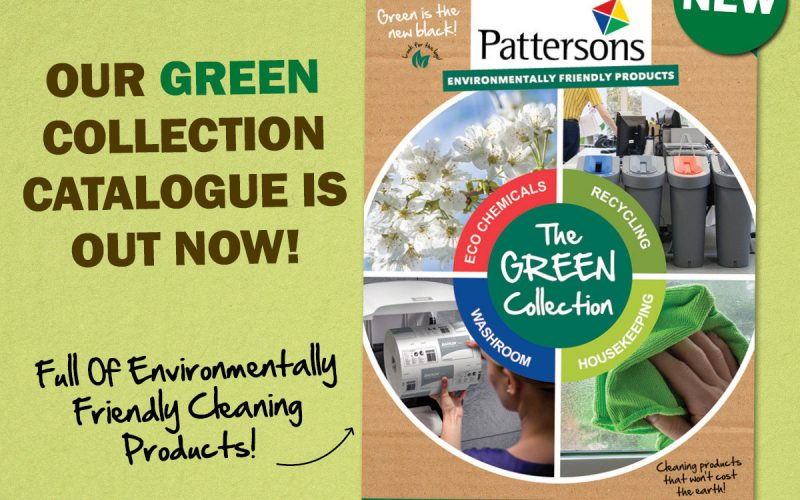 Our NEW Eco Cleaning Catalogue Has Arrived!