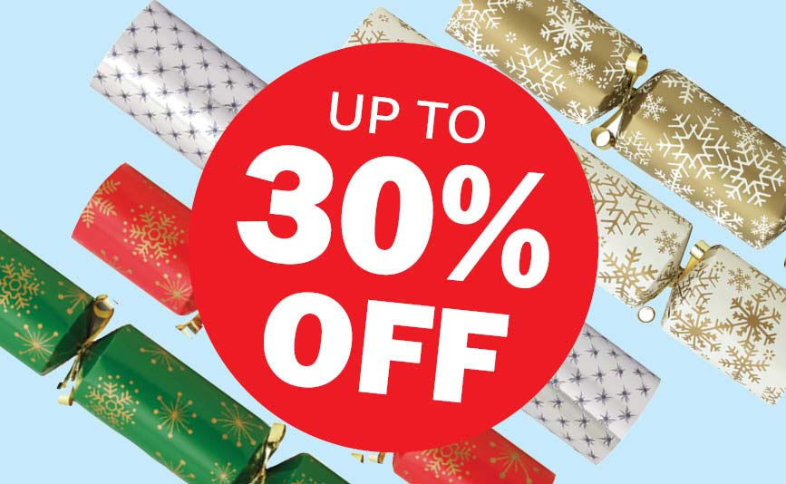 Christmas Cracker Sale