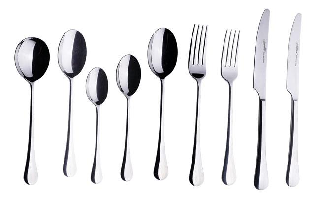 Genware Slim Cutlery