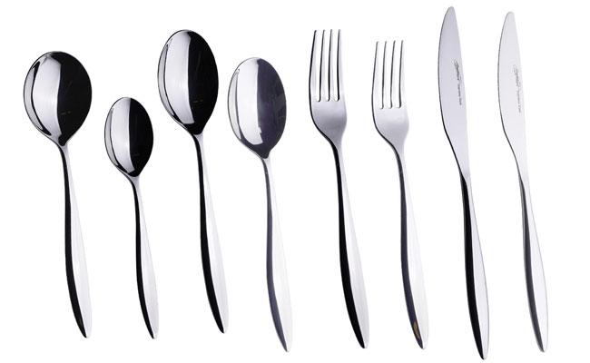 Genware Teardrop Cutlery