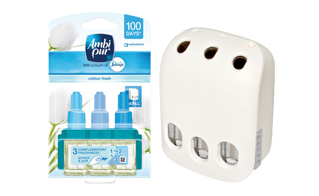 Plug-In Air Fresheners