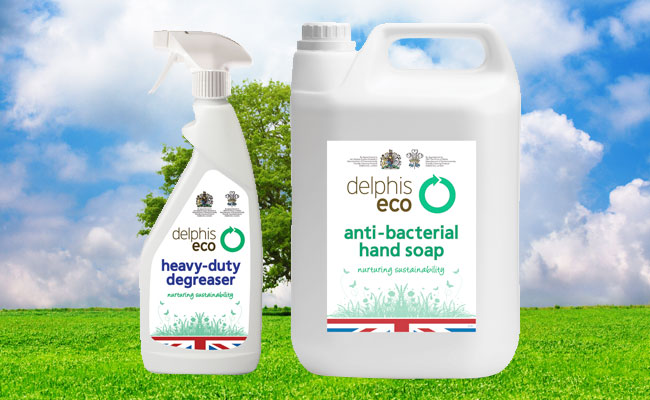 Delphis Eco Cleaning Products