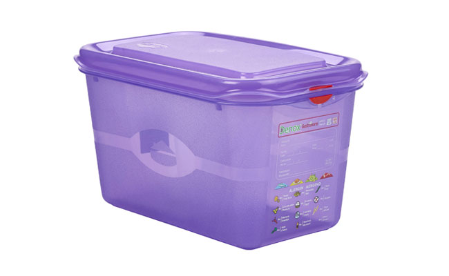 Allergen GN Food Storage Containers