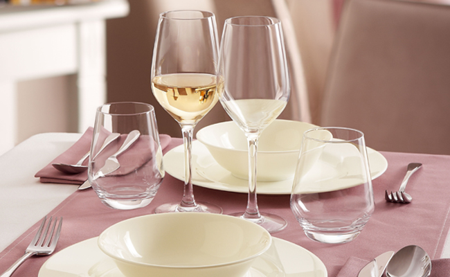 Arcoroc Mineral Wine Glasses