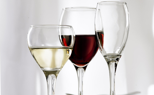 Arcoroc Seattle Wine Glasses