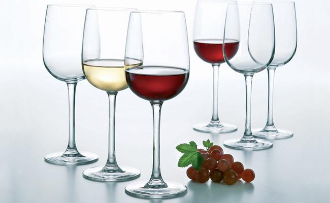 Arcoroc Versailles Wine Glasses