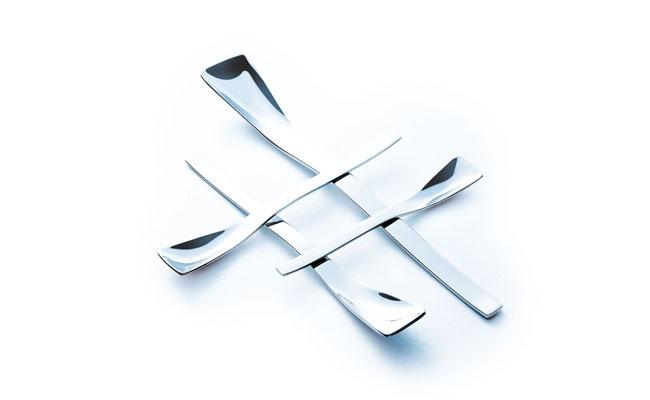 Arcoroc Voluto Cutlery