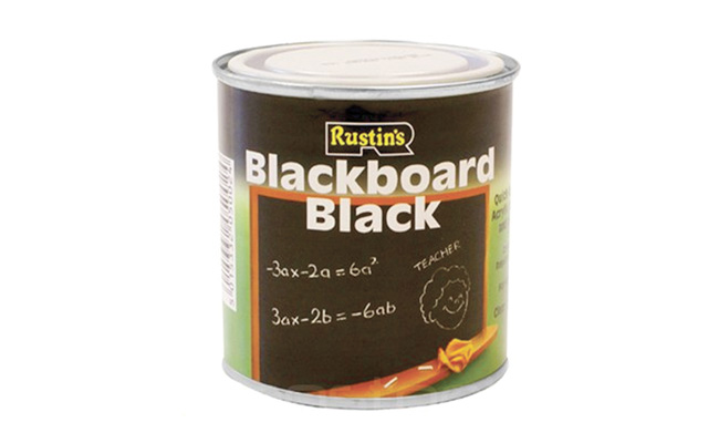 Blackboard Paint
