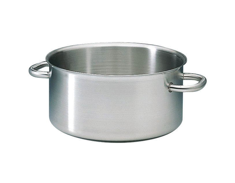 Bourgeat Stainless Steel Pans