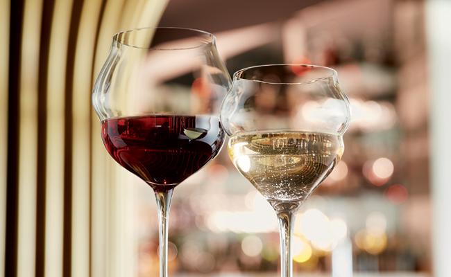 Chef & Sommelier Macaron Wine Glasses