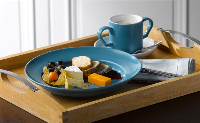 Churchill Art De Cuisine Future Care Blue