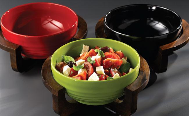 Churchill Art De Cuisine Rustics Deli Bowls