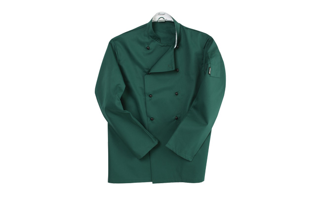 Coloured Long Sleeve Chef Jackets