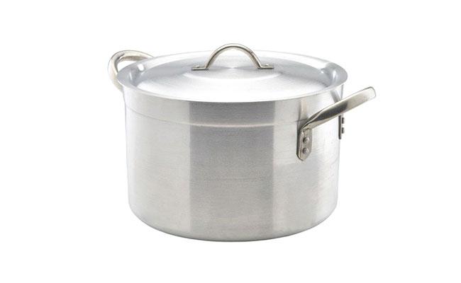 Commercial Aluminium Pots & Pans