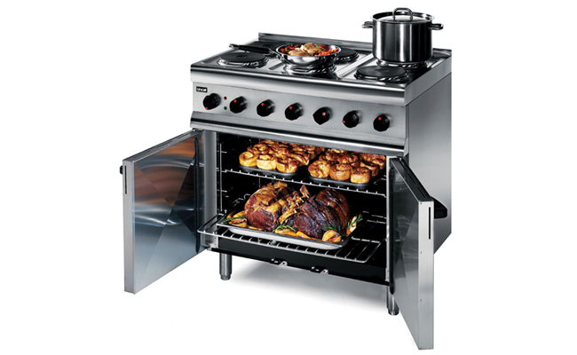 Commercial Electric Oven Ranges