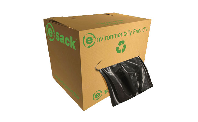 E Sack Rubbish Bags