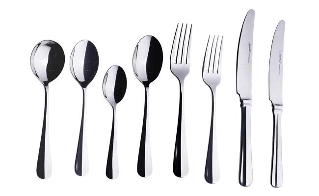 Genware Baguette Cutlery