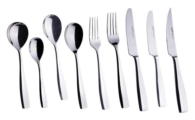 Genware Square Cutlery