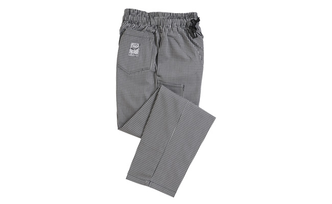 Grey Chef Trousers