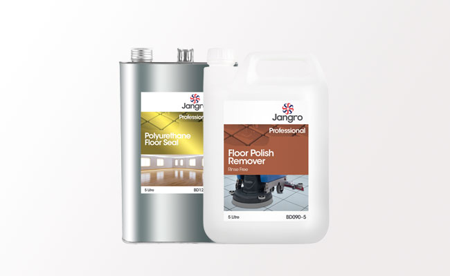 Hard Floor Cleaning Products