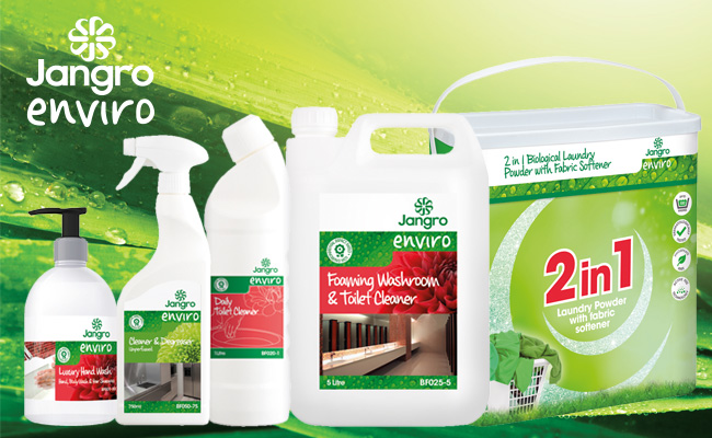 Jangro Enviro Cleaning Products