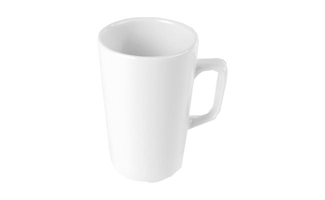Porcelite Cups & Mugs Standard White