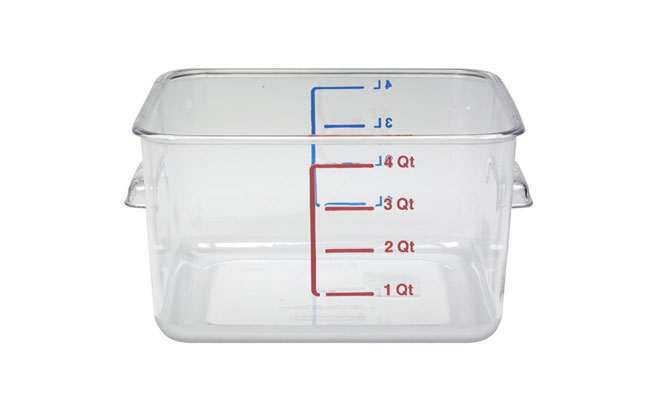 Rubbermaid Space Saver Containers