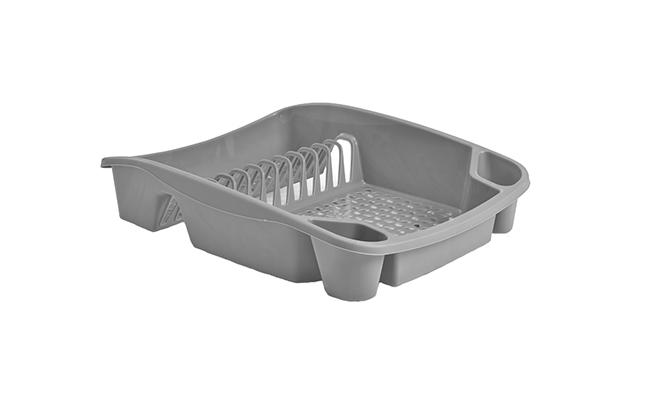 Silver Plastic Housewares