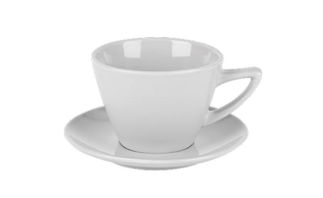 Simply White Economy Drinkware