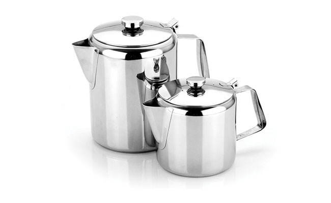 Stainless Steel Tea & Coffee Sets