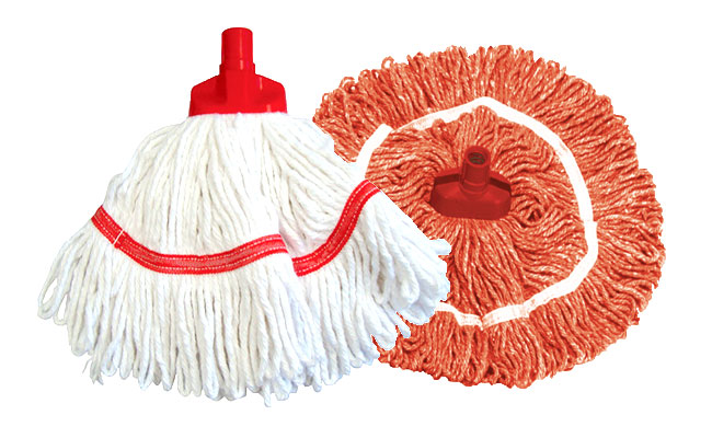 SYR Freedom Interchange Mop Heads & Handles