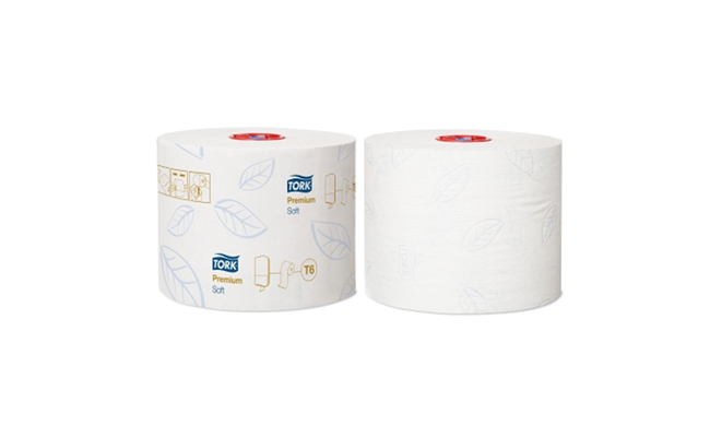 Tork Compact Toilet Roll System