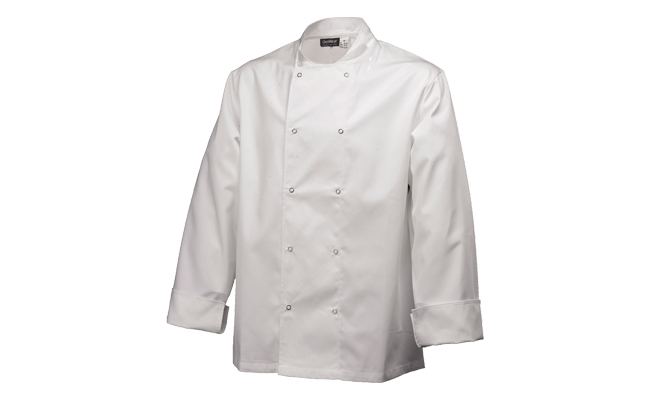 Value White Chef Jackets