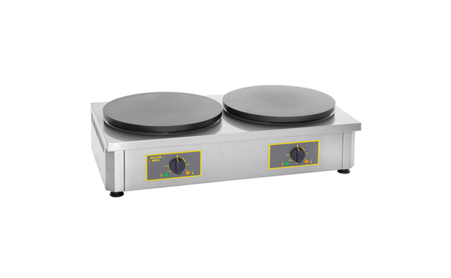 Waffle & Crepe Machines