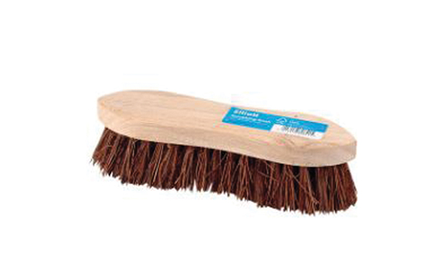 Wooden Brooms & Brushes