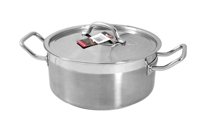 ZSP Commercial Stainless Steel Pans