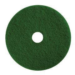 "3M Premium 15"" Floor Pad Green"