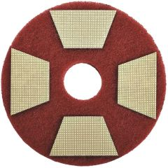 3M Trizact Diamond TZ Red Pads