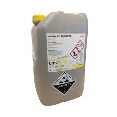 Holchem Sodium Hypochlorite 25kg