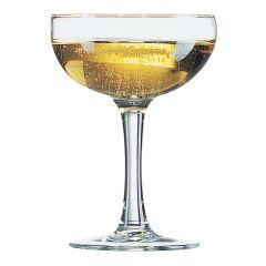 Arcoroc Elegance Champagne Saucer 5.5oz