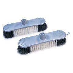 Addis Metallic Soft Broom Head