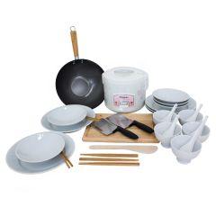 Weking Rice Cooker Kitchen Pack