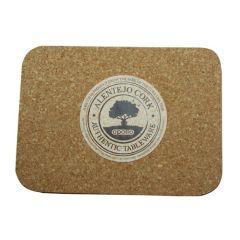 Set Of Cork Placemats (6)