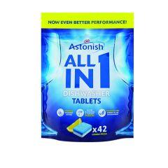 Astonish Dishwasher Tablets All in 1