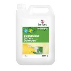 Jangro Bactericidal Lemon Detergent 5ltr