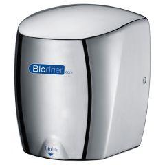 Biodrier Biolite Silver Hand Dryer 900W 240x268x176mm