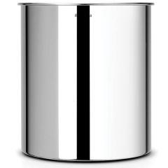 Brabantia Stainless Steel Paper Bin 7ltr